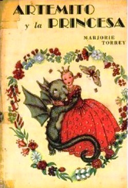 """Portada del libro """"Artemito y la Princesa"""""""