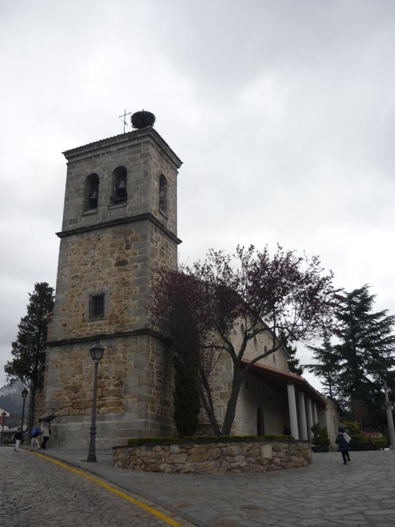 Iglesia de Navacerrrada