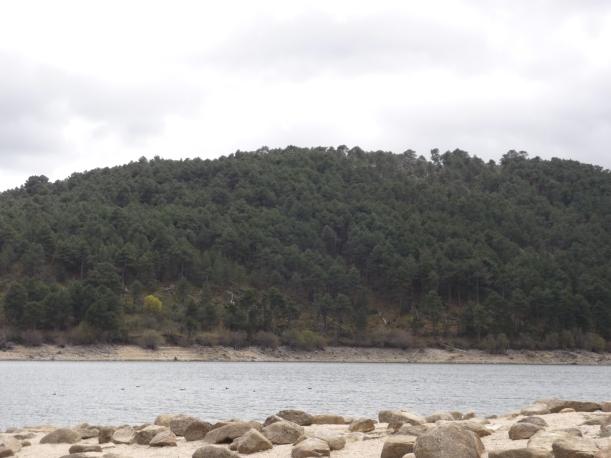 Embalse La Jaraca, Guadarrama