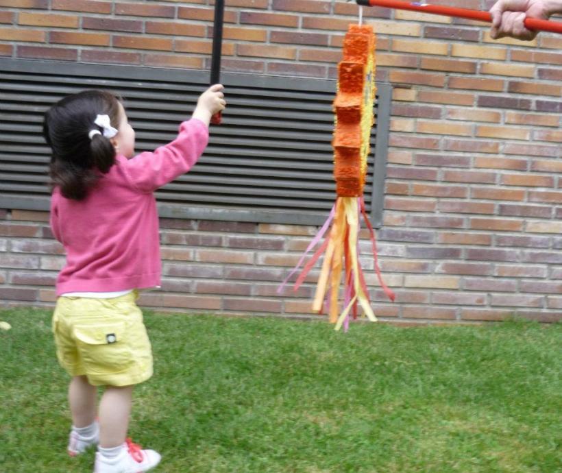 Piñata apta para todas las edades!