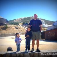 La Bola del Mundo y el Puerto de Navacerrada