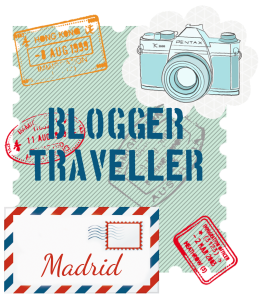 BloggerTraveller Madrid