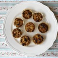 Muffins de Arándanos a la vainilla