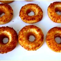 Mini Donuts de Naranja