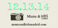 Reto 12.13.14 de Mums&Kids in Madrid