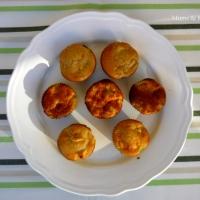 Muffins de Manzana y Limón