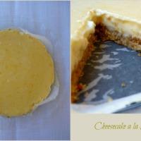Cheesecake a la Naranja
